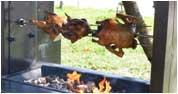 Шампур (спица) для жарки дичи и курицы