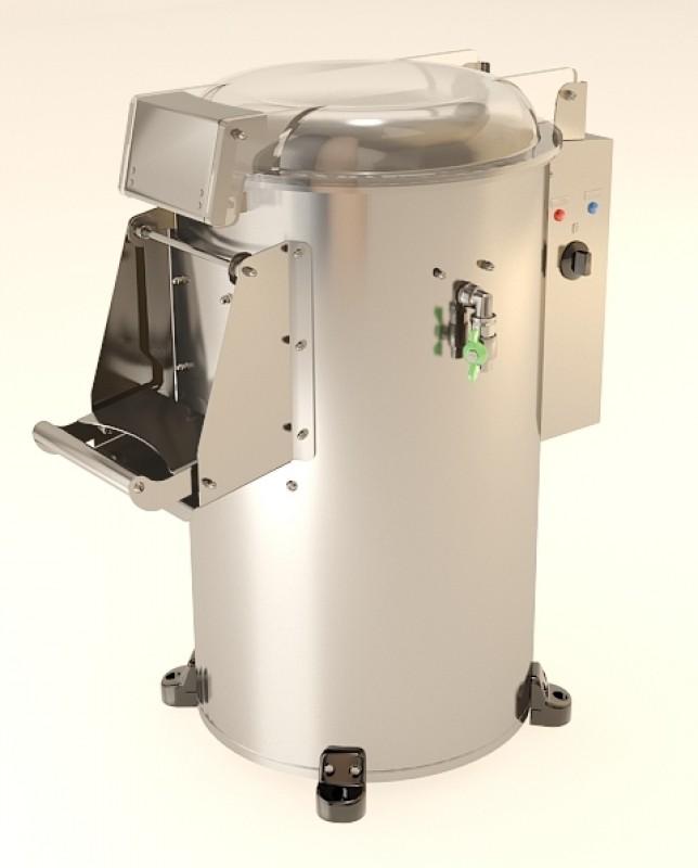 Машины картофелеочистительные МКК-150 и МКК-300 Абат