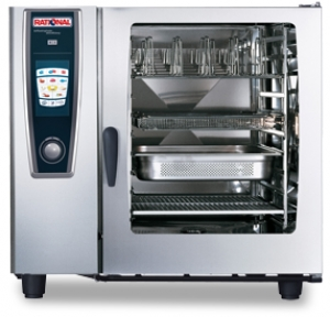 Пароконвектомат Rational SelfCooking Center SCC 102 WHITEFFICIENCY