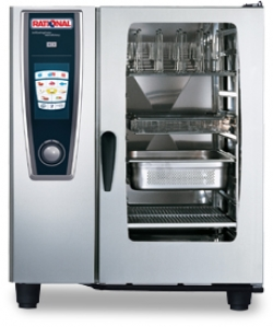 Пароконвектомат Rational SelfCooking Center SCC 101 WHITEFFICIENCY